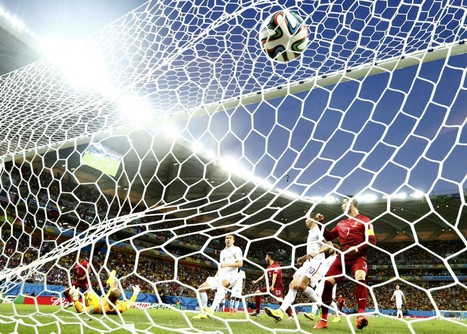 2014 World Cup: United States settles for 2-2 tie after Portugal scores in stoppage time | Soccer world cup | Scoop.it