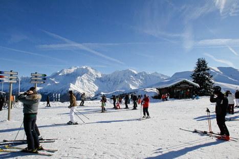 Megève et Chamonix stations préférées des internautes selon kayak.fr | web@home    web-academy | Scoop.it