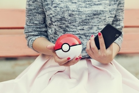 3 Unique Marketing Strategies Inspired by Pokemon Go | Social Media, SEO, Mobile, Digital Marketing | Scoop.it