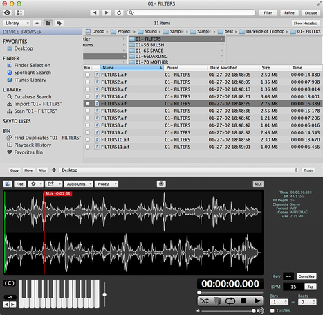 Iced Audio – AudioFinder | Organizing VST Presets (Sylenth, Massive, SynthMaster, etc.) | Scoop.it