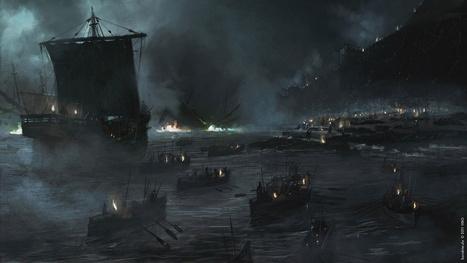 The Art Of Game Of Thrones   Minecraft Nymeria   Scoop.it
