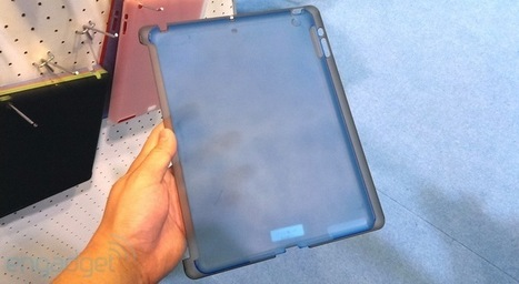 Purported next-gen iPad case pictured, again pointing to major ... | Accessories for Your Everyday Mobile Devices | Scoop.it