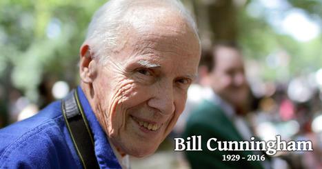 Legendary Fashion Photographer Bill Cunningham Dies at 87 | EVS NOTÍCIAS... | Scoop.it