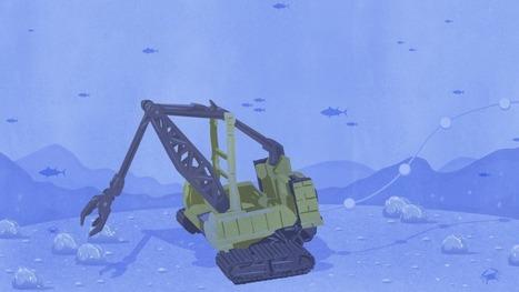 The Future of Technology Is Hiding on the Ocean Floor | deepsea mining | Scoop.it