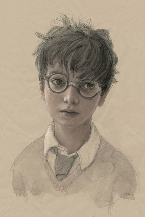 The Illustrated Harry Potter Book Is Finally Out And It Is Magnificent! - Scoopwhoop (press release) (registration) | HCA Illustration | Scoop.it