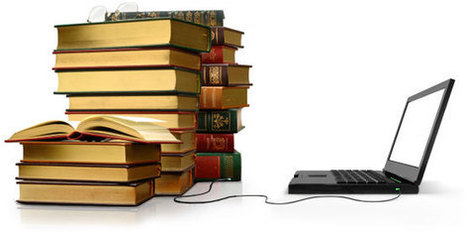 Blue Leaf Book Scanning Service | Low Cost Book Scanning | Can faculty use this in their teaching? | Scoop.it