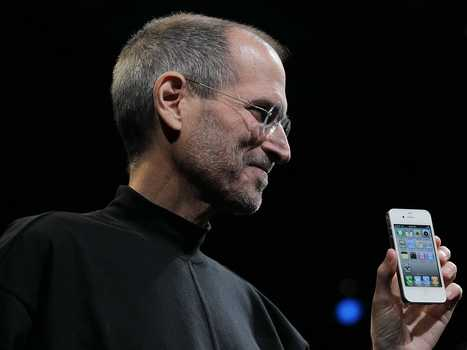 18 Secrets To Giving A Presentation Like Steve Jobs | Stretching our comfort zone | Scoop.it