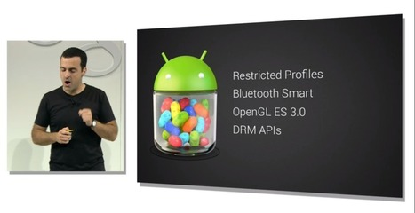 Android 4.3: Restricted multi-user profiles, Bluetooth LE, Open GL|ES 3, DRM APIs | PayTV, OTT, Broadcast, DRM | Scoop.it