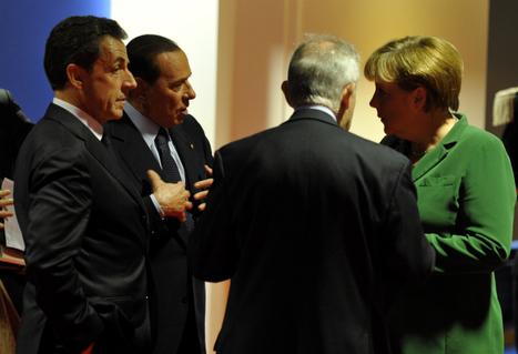 Crise de la zone euro: demandez le programme ! « Sens dessus dessous   Union Européenne, une construction dans la tourmente   Scoop.it