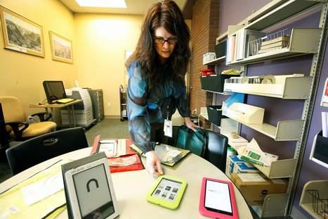 Libraries stuck in digital divide | Teacher Librarians Rule | Scoop.it