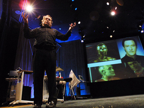 Rodney Brooks: Robots will invade our lives | Talk Video | TED | AI and Robotics | Scoop.it