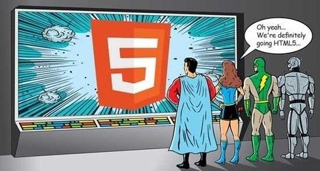 HTML5 as a standard in the online advertising   Articlezeneu   articlezeneu   Scoop.it