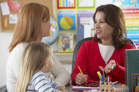 As It Turns Out, Most Parents Like Their Child's Teacher | Time2Wonder | Scoop.it