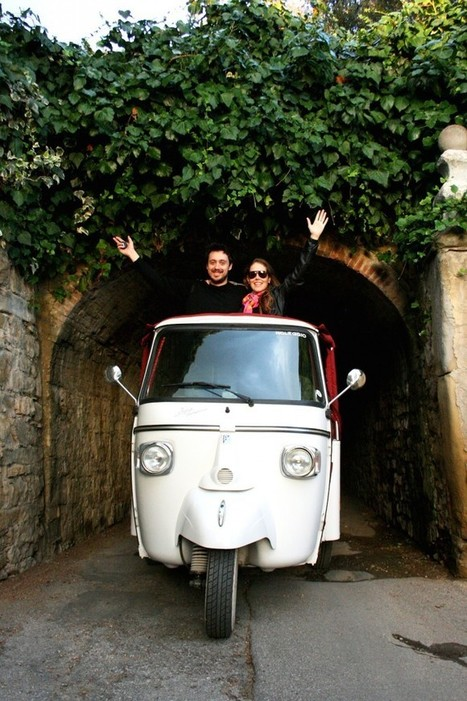 Fun Ape Tour in Tuscany | Life in Italy: travel, food, tips | Scoop.it