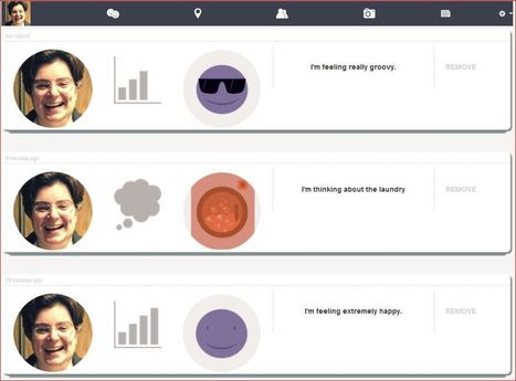 Tapgram lets you send messages without a keyboard   Business in a Social Media World   Scoop.it