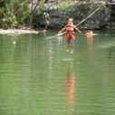 The Cenote Where Kids Levitate and Fish Exfoliate Your Feet ... | Cave Diving | Scoop.it