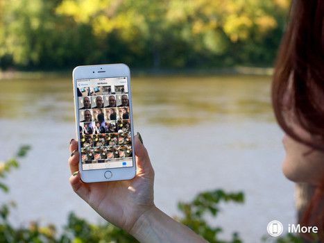 How to organize photos and videos into albums on your iPhone or iPad | Best.Photography | iPhoneography-Today | Scoop.it