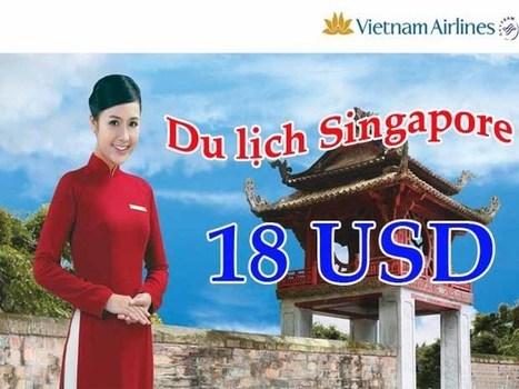Chỉ 18 USD sở hữu ngay vé máy bay đi Singapore | Ve may bay, Đặt mua vé máy bay tại đại lý vé máy bay Duy Đức cam kết giá rẻ nhất | Scoop.it