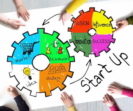 Les start-up européennes passent maîtres dans l'art de lever des fonds | Les entrepreneurs français à Londres | Scoop.it