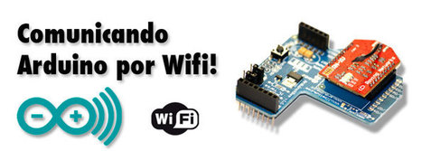 Comunicar con Arduino por wifi - XBee Shield + WiFly RN-XV   tecno4   Scoop.it