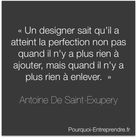 Antoine de Saint-Exupery | Citations | Scoop.it