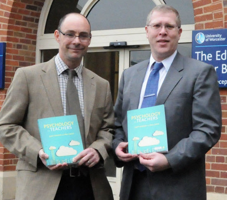 Droitwich academics praised for their top teaching textbook - Droitwich Standard   Teaching Techniques   Scoop.it