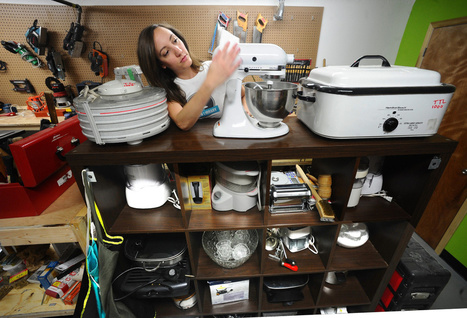 Need a pricey kitchen gadget? There's a library for that | Toronto Star | Ontario Library Smiles | Scoop.it
