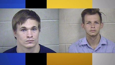 First look: Mug shots for two men charged in kidnapping, rape of Johnson County sheriff's deputy | Gender and Crime | Scoop.it