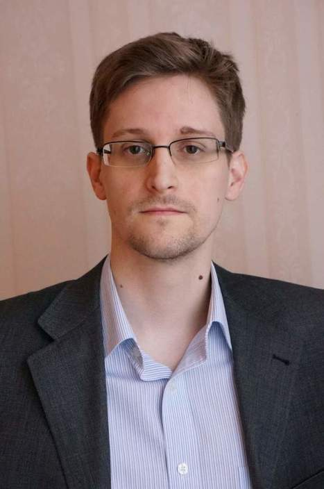 Edward Snowden Joins Twitter | UnSpy - For Liberty! | Scoop.it