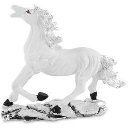 Silver-plated Horse Idol by Aarya 24kt-WTCH-01 | Jewellery | Scoop.it