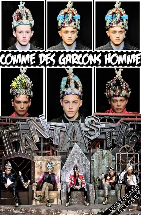 Big Bang x Comme Des Garcons Homme | | COMME des | Scoop.it