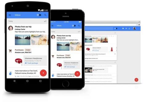 Inbox by Gmail: a melhor caixa de entrada para si | Social Media For U | Scoop.it