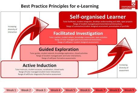 Best Practice Models for e-learning | Reflection and E-Portfolios | Scoop.it