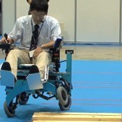 Robotic Wheelchair Can Use Its Wheels as Legs: Clearly an Autobot - Technabob (blog) | Scoop of Computers | Scoop.it