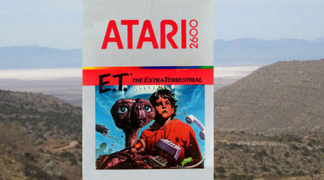 The Infamous Atari Landfill Dig Is Finally Happening | Comic Book Trends | Scoop.it
