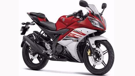 Yamaha R15 thêm màu mới | Tin tức ô tô xe máy | Scoop.it