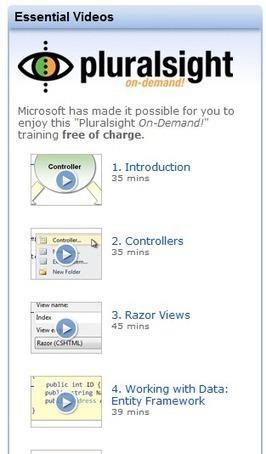 Great Free Video Training on ASP.NET Web Forms and ASP.NET MVC - ScottGu's Blog | .NET | Scoop.it