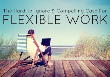 THE HARD-TO-IGNORE AND COMPELLING CASE FOR FLEXIBLE WORK | Thriving in the Project Age | Scoop.it
