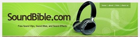 Free Sound Clips | SoundBible.com | Les outils d'HG Sempai | Scoop.it