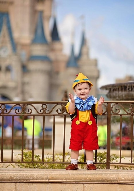 2-year-old autistic boy fell in love at first sight with Snow White | Dyslexia, Dyspraxia, ADD, ADHD, LD, Autism (etc. conspiracy labels out there)  Education Tools & Info | Scoop.it