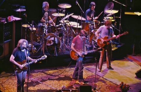 Stream 36 Recordings of Legendary Grateful Dead Concerts Free Online (aka Dick's Picks) | Pedalogica: educación y TIC | Scoop.it