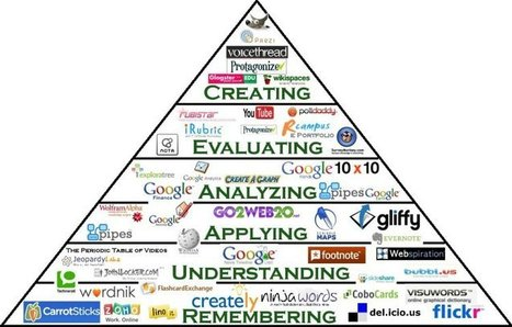 Web 2.0 Taxonomy - The Educator's PLN | Transformative tools, schools and pedagogy | Scoop.it