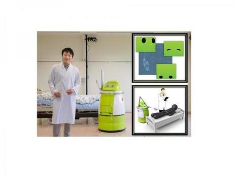 Job-sharing with nursing robot | News You Can Use - NO PINKSLIME | Scoop.it