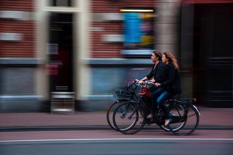 Quelle place pour le vélo face aux mutations des villes ? [Podcast] – 6t   Mobilités, modes de vie et modes de ville   Scoop.it