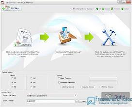 PDFMate Free PDF Merger : un logiciel gratuit pour fusionner les fichiers PDF et les éditer | Geeks | Scoop.it