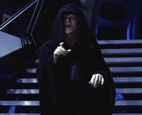 Star Wars, tornerà anche l'Imperatore Palpatine? | Guerre stellari | Scoop.it