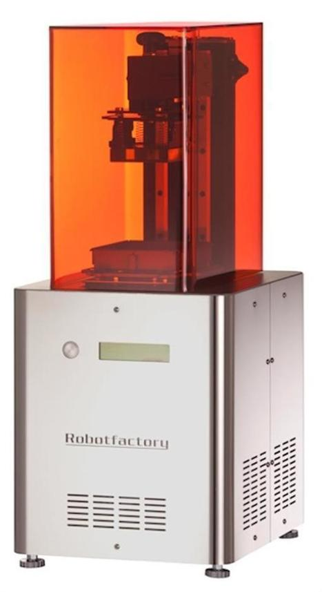 Robot Factory unveils 3DLPrinter-HD 2.0 that avoids projection issues of other machines | Heron | Scoop.it