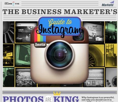 Instagram Marketing | Public Relations & Social Media Insight | Scoop.it