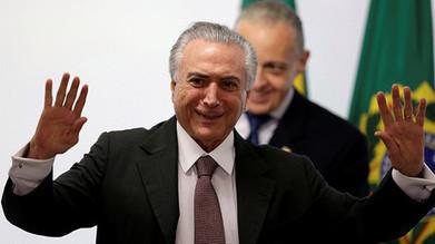 Escándalo en Brasil: Un hijo de Temer de 7 años tiene más de 550.000 dólares en bienes raíces  - RT | Política para Dummies | Scoop.it