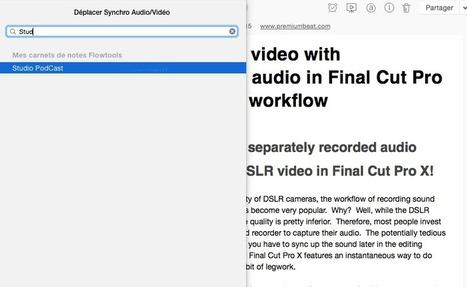 Deux raccourcis qui permettront d'optimiser votre utilisation d'Evernote (Mac) - Getting Results | Développez votre productivité | Evernote, gestion de l'information numérique | Scoop.it